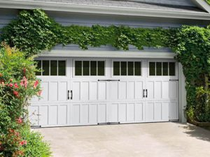 Pre Finished Steel Carriage House Doors houston tx