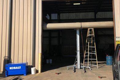 Rollup Commercial Garage Door Repair