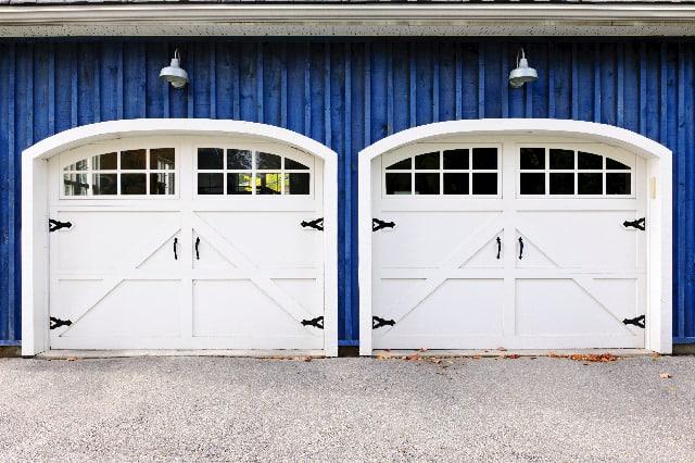 all_steel_sandwich_carriage_house_door_houston