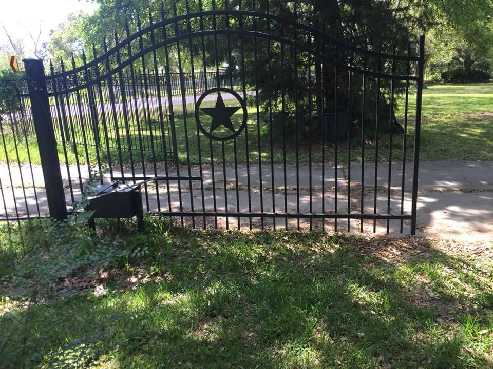 automatic swing gate repair