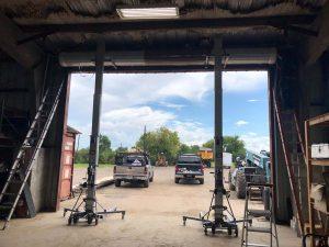 commercial garage door installation houston tx