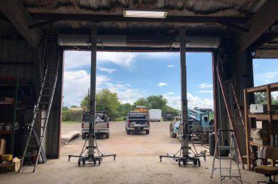 commercial rollup garage door