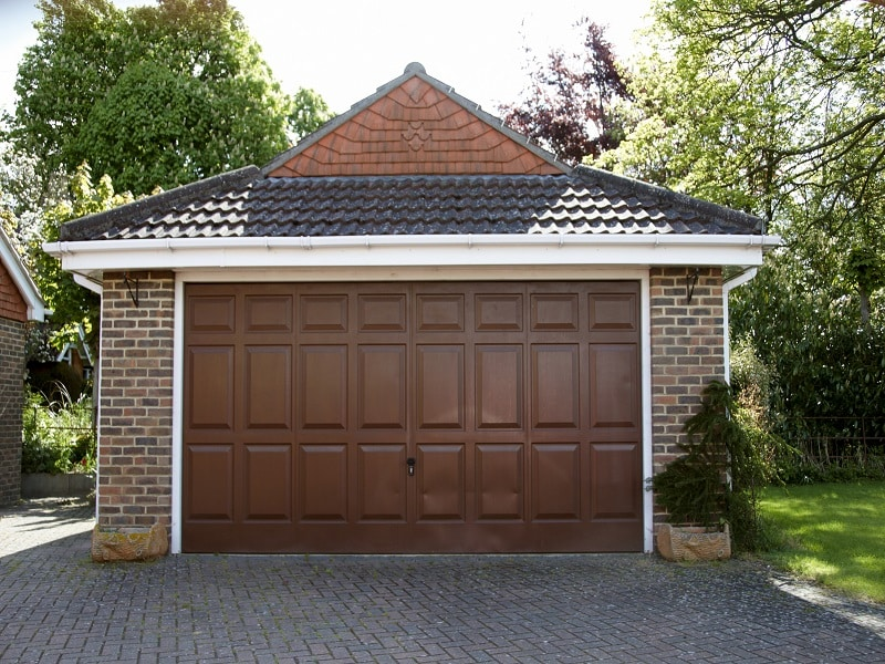 Garage Door Installation Precaution