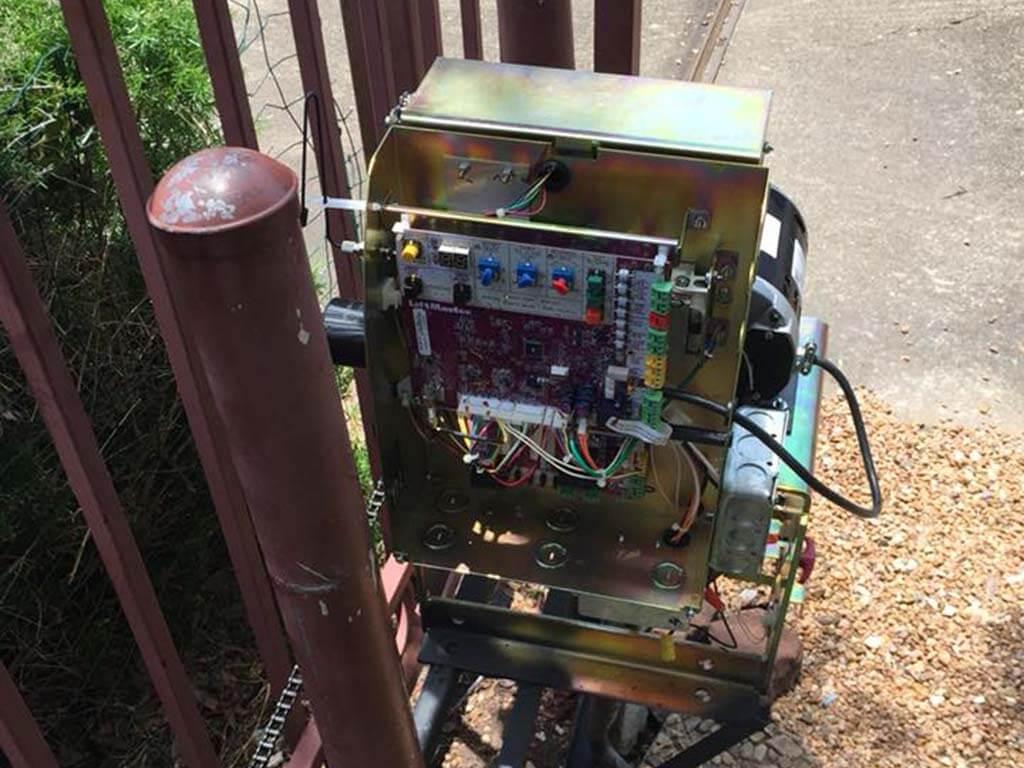 gate opener repair service