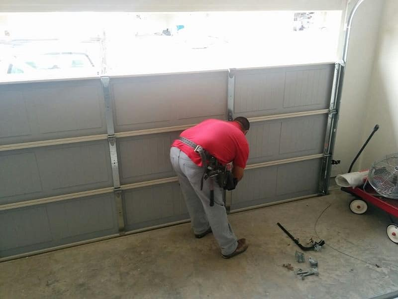 How To Repair Rollers On Garage Door