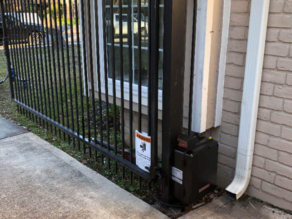 liftmaster driveway swing gate operator
