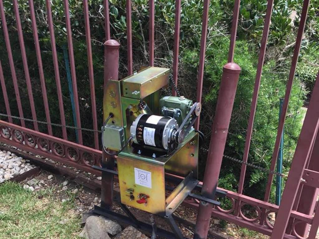 sliding gate opener repair