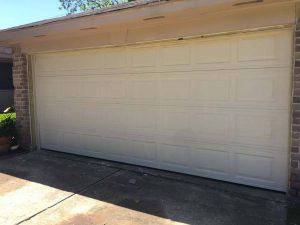 7.garage door replacement
