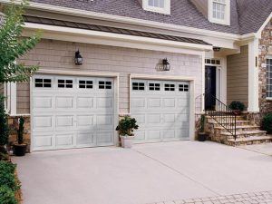 Classic Insulated Garage Door with windows