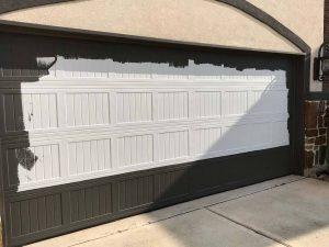 Garage Door Painting Houston(1)