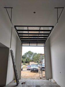 Glass Garage Door Installation