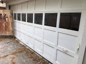 Old-garage-door-replacement