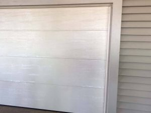 aluminum two garage door installation (3)