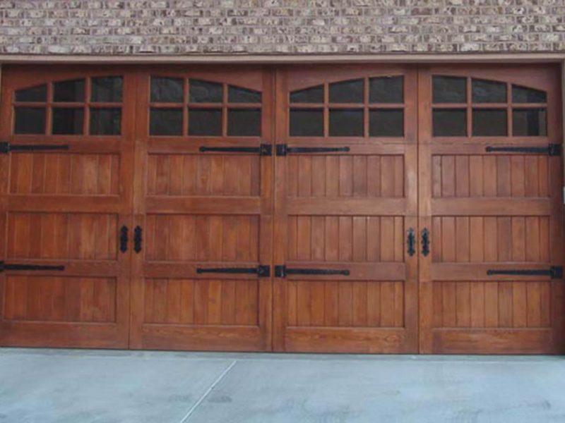 advantages of composite garage doors