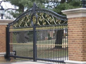 automatic gate installation (2)
