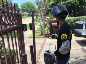 automatic gate installation (3)