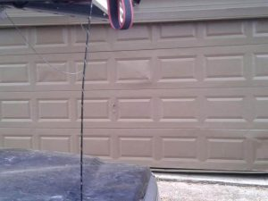 bent_garage_door_repair