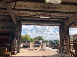 commercial garage door installation (4)
