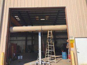 commercial garage door replacement (4)