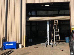 commercial rollup garage door installation (5)