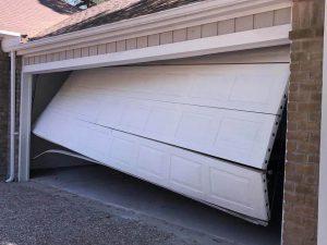 garage-door-off-track-Before