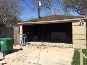 garagedoorsto1conversion-during houston