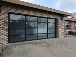 Glass Garage Doors