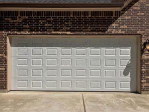 raised_panel_garage_door-before